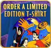 Order a Limited Edition T-Shirt!